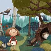 Интерактивная сказка «Красная Шапочка»