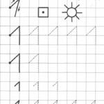 Математические прописи для детей