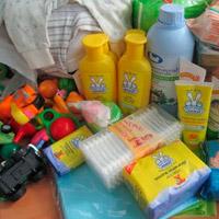 Гигиенические средства для детей