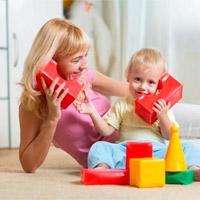 Упражнения для развития речи ребенка