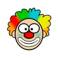 Как нарисовать клоуна