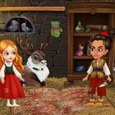 Интерактивная сказка «Снежная королева» (2 часть)