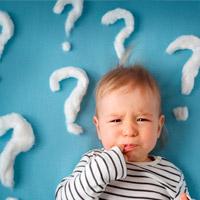 Почему младенцы плачут?