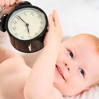Режим новорожденного в первый месяц