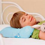 Как выбрать хорошую подушку для ребёнка?