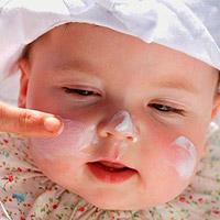 Как уберечь кожу ребенка от раздражений