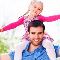 Как отцу воспитывать дочь