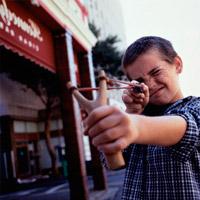 Плохое поведение подростка?