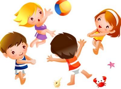 Подвижные игры для детей 4-5 лет