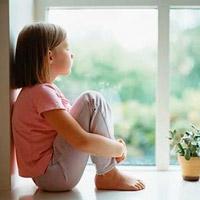 Как оставить ребенка дома одного