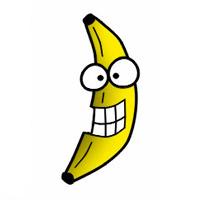 Как нарисовать банан