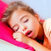 Мой ребенок разговаривает во сне