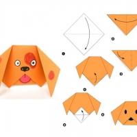 Оригами для детей 6-7 лет