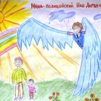 Детские рисунки родителей