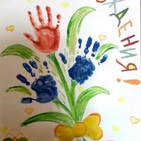 Детские рисунки С Днем Рождения